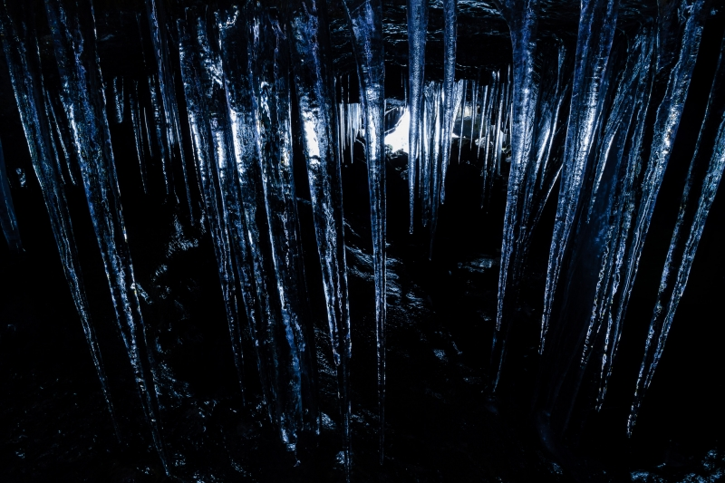 Curtain Of Icicles