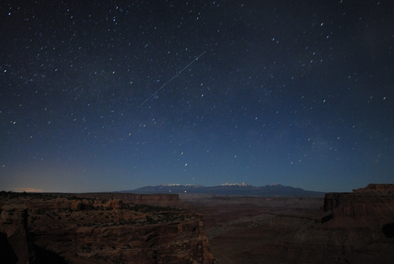 Canyonlands Night Sky