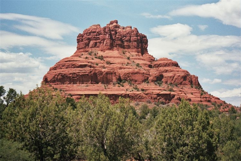 Red Rock Butte
