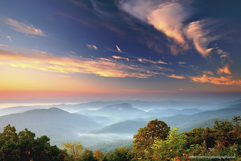 Pisgah Sunrise