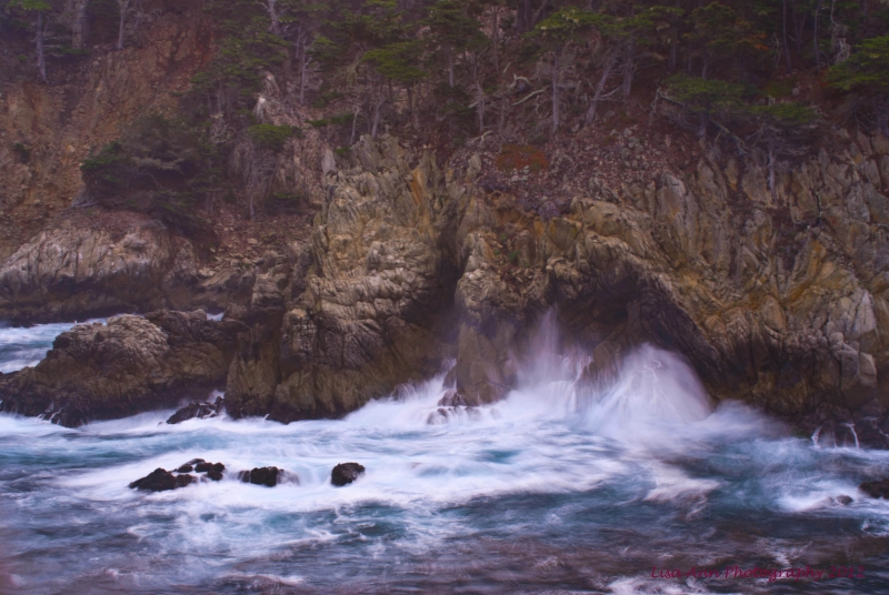 Point Lobos Just Before A Storm