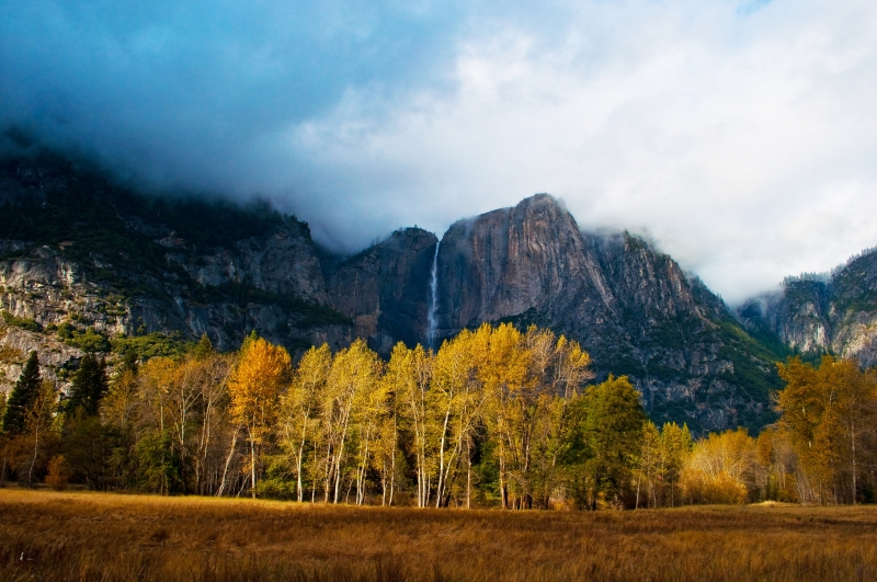 Cook Meadow – Yosemite Falls