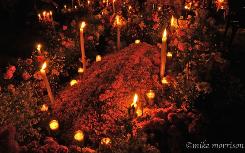 Night Of The Dead Grave