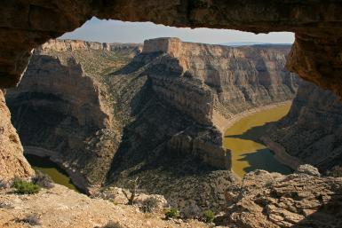 Bighorn Canyon National Recreational Area