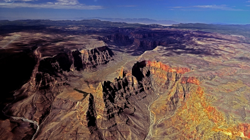 Over The Canyon 1