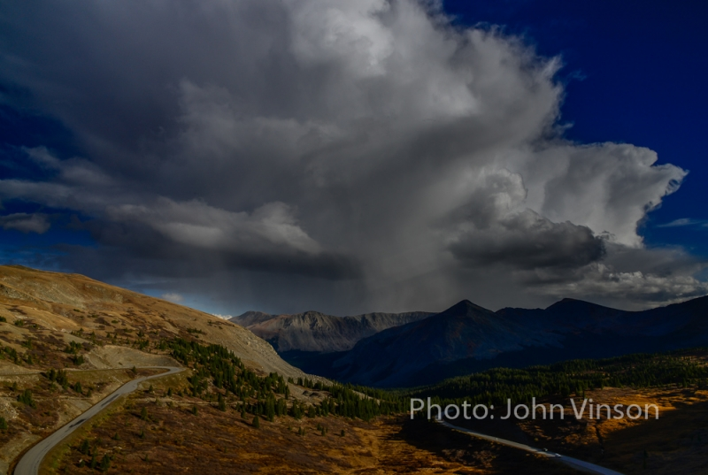 Cottonwood Pass Storm