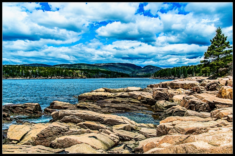 Otter Cove – Acadia National Park