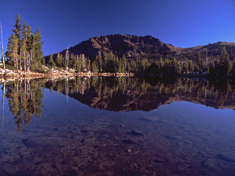 Granite Lake Morning