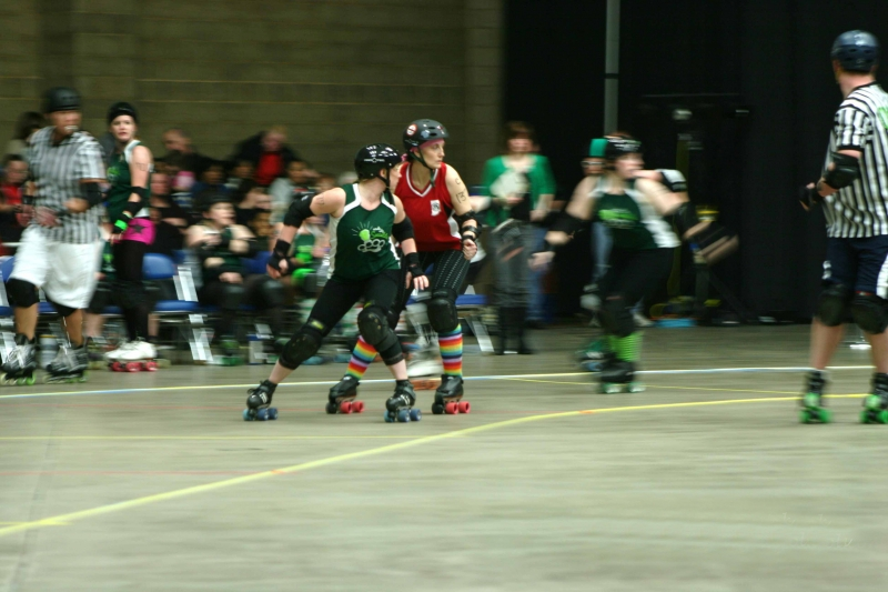 Derby Girls Bout
