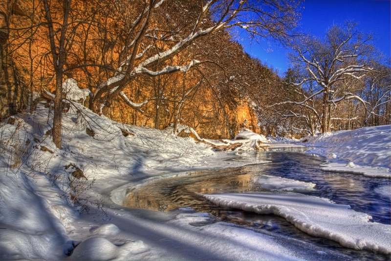 West Branch Root River