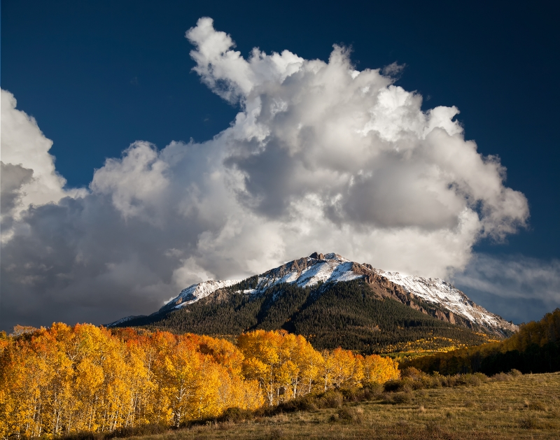 Autumn Thunderhead
