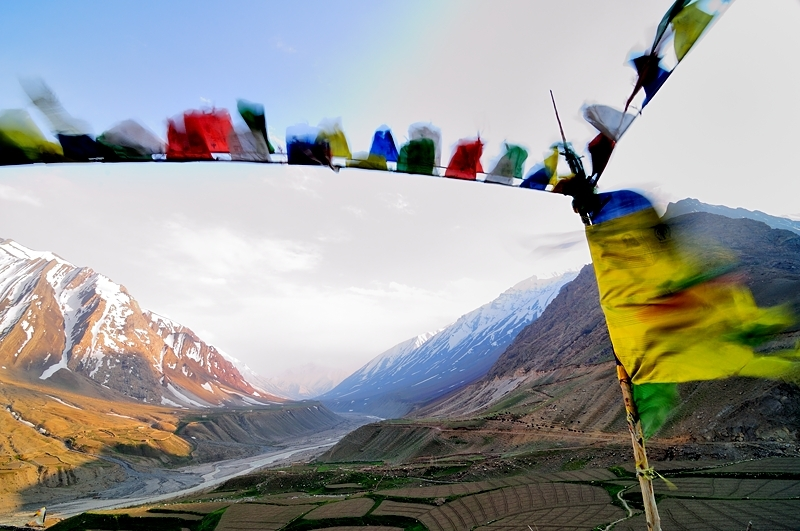 Flutter – Prayer Flags, Pin Valley