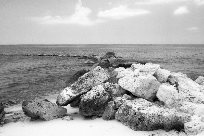 The Jetty At Seven Mile Beach In Grand Cayman