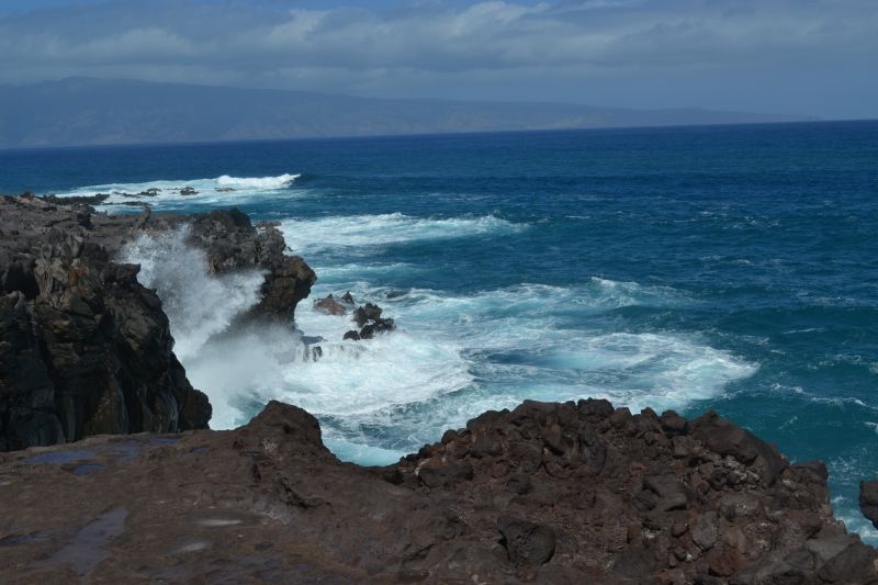 Cliffs At Kapalua