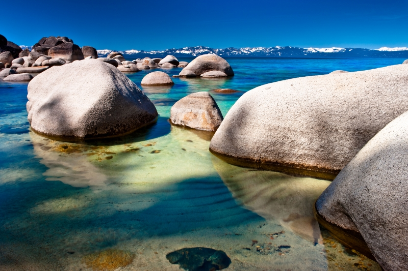 Lake Tahoe- Secret Cove