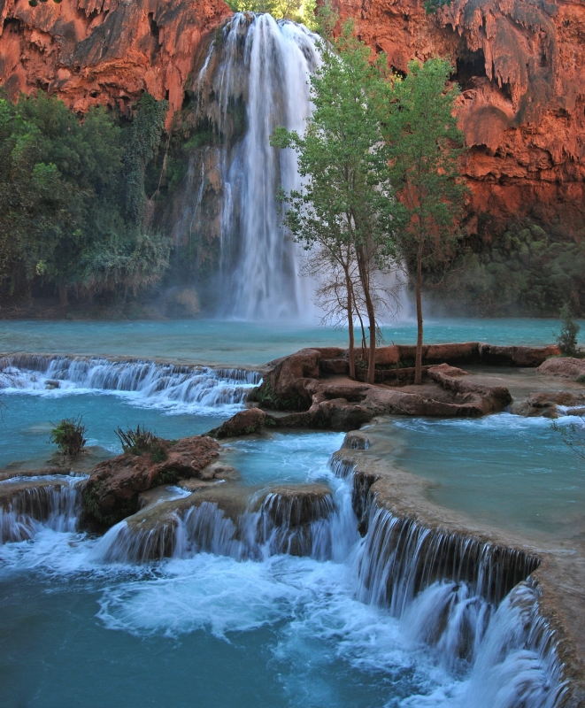 Havasupai Waters