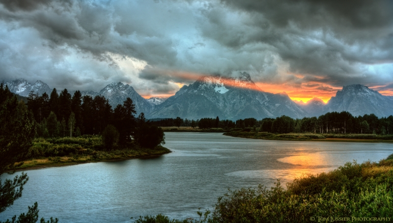 Oxbow Bend Sunbeam