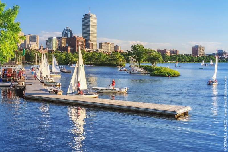 Summer In The City – Boston's Community Boating
