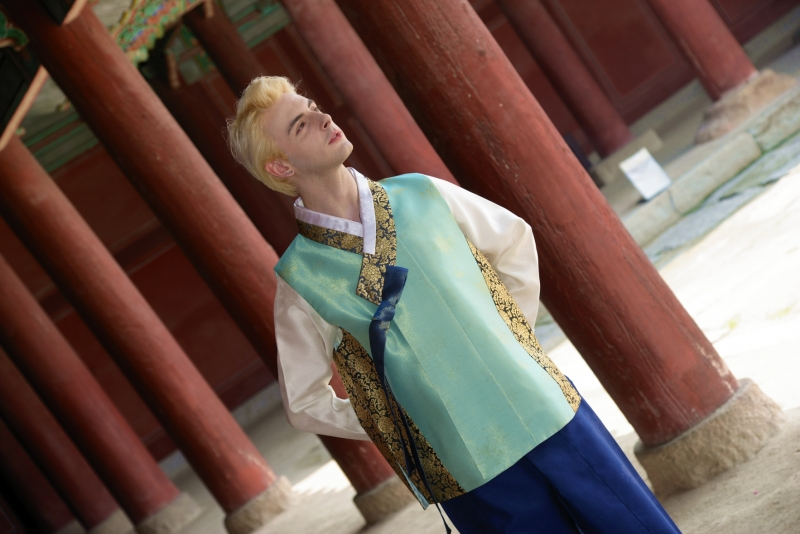 Korean Traditional Dressing