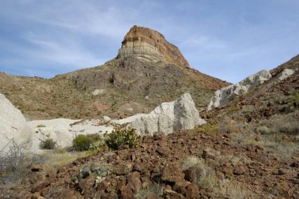 Big Bend National Park – Cerro Castellan
