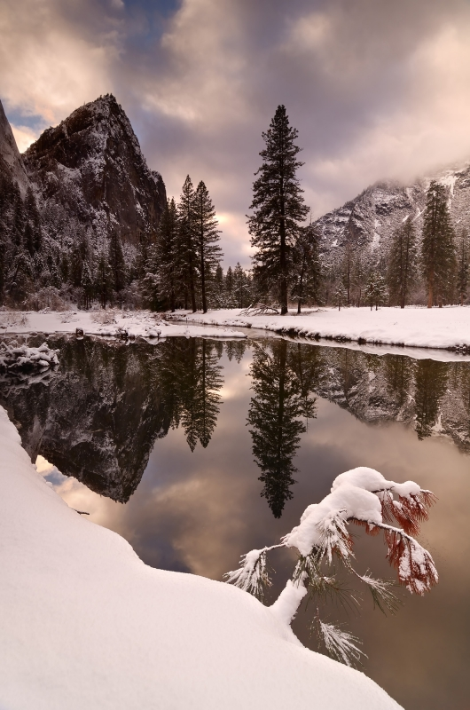 The Temple Of Snow