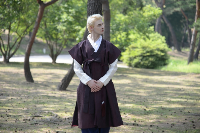 Korean Traditional Dressing 2