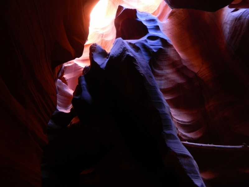 Antelope Canyon Rock Formation