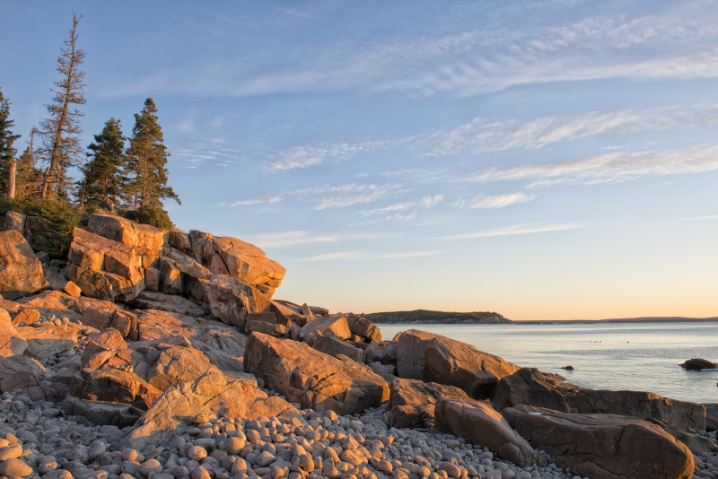 Acadia After Sunrise