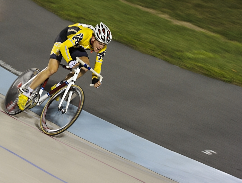 Velodrome Masters Race – Trexlertown, Pa August 2010