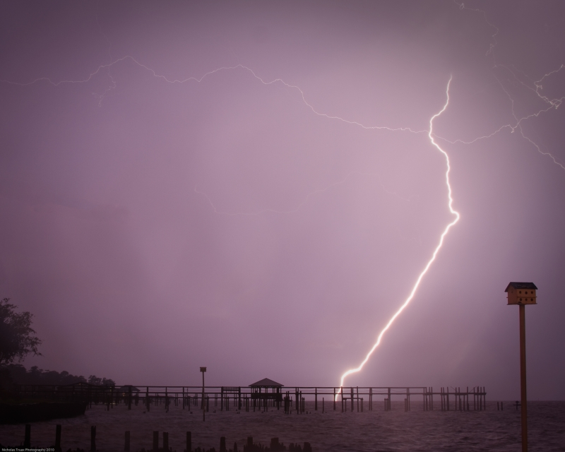 Mobile Bay Lightning