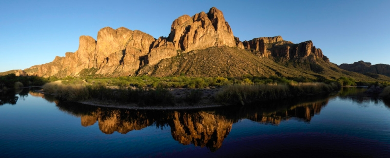 Salt River Reflection