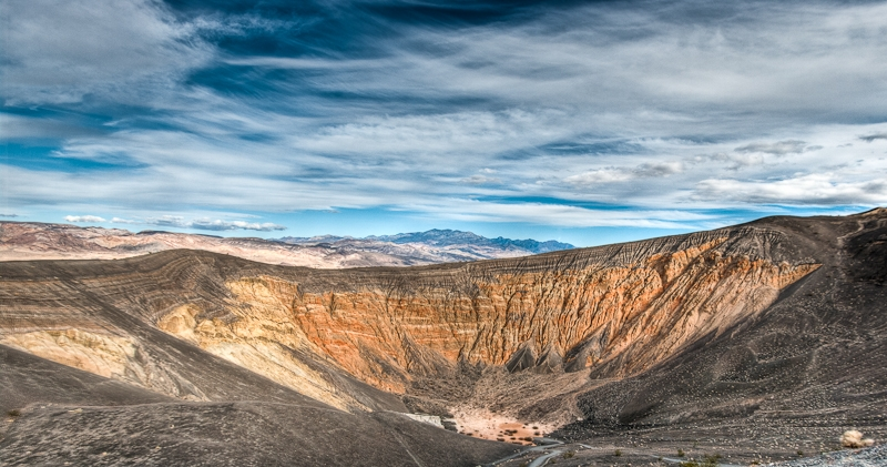 Ubehebe Crater – Death Valley