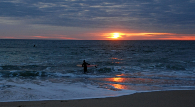 Cape Cod Surfer