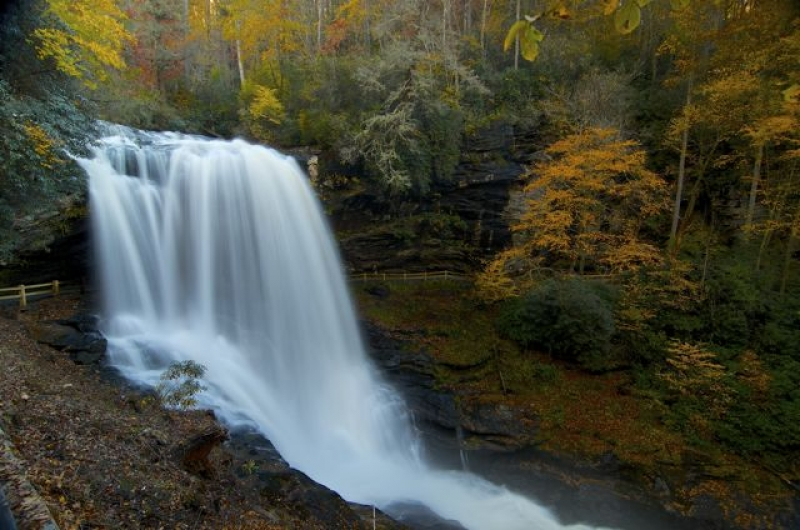 Autumn At Dry Falls