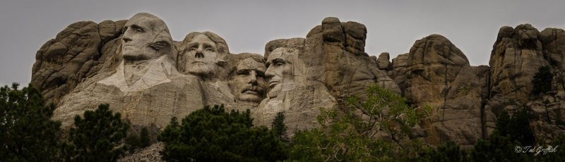 Mount Rushmore Panorama