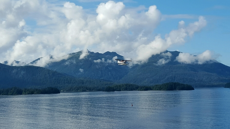 When Your Road Trip Becomes Your Floatplane Trip