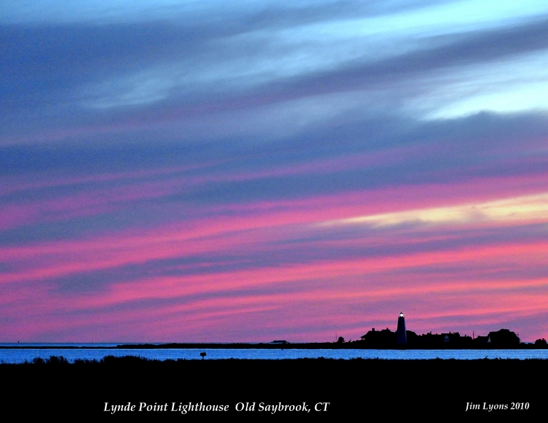 Lynde Piont Light House