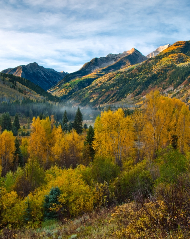 Autumn Colors, Colorado