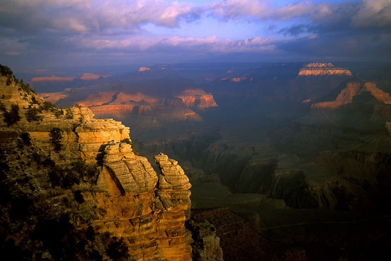 Grand Canyon Morning