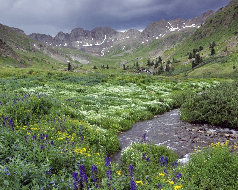 American Basin, Colorado
