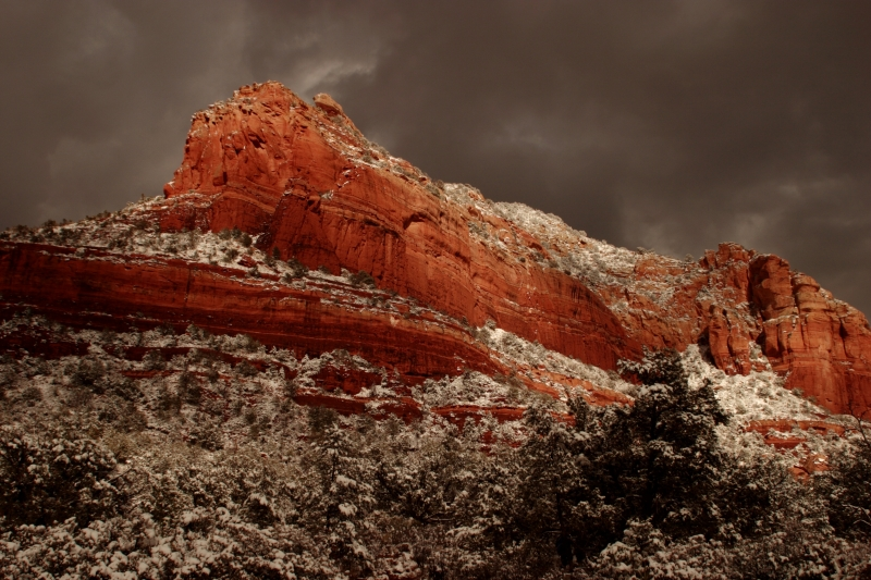 Red Rock White