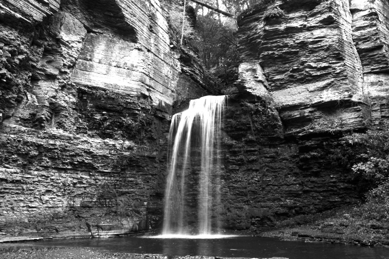 Robert Treman Waterfall Ii
