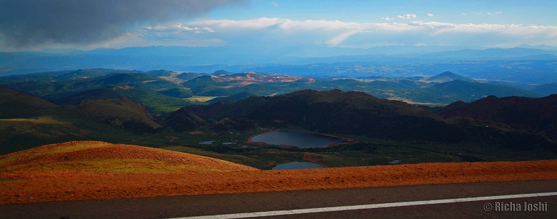 Drive To The Top Of Pikes Peak