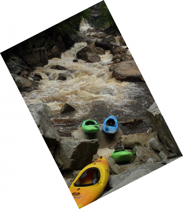 Blackwater Canyon Whitewater