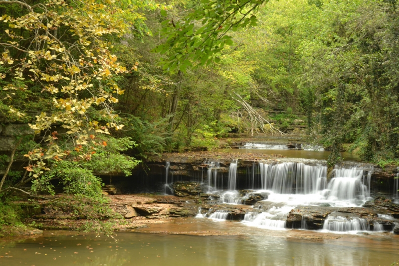Falls Mill Water Fall