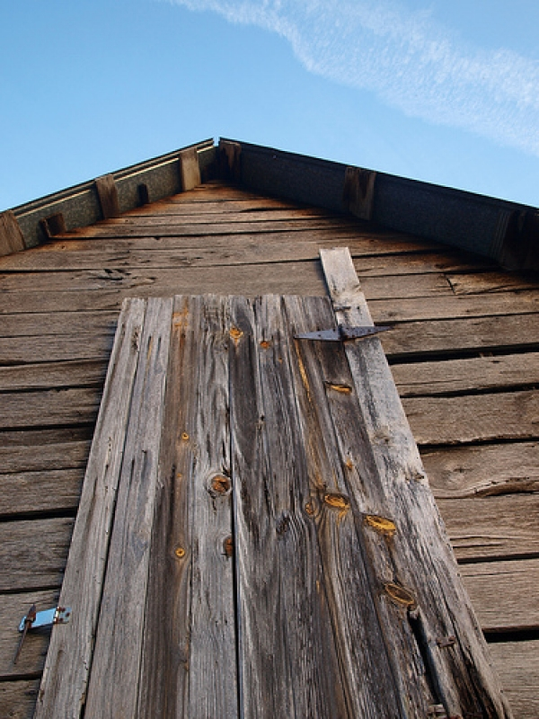 Barn Doorway