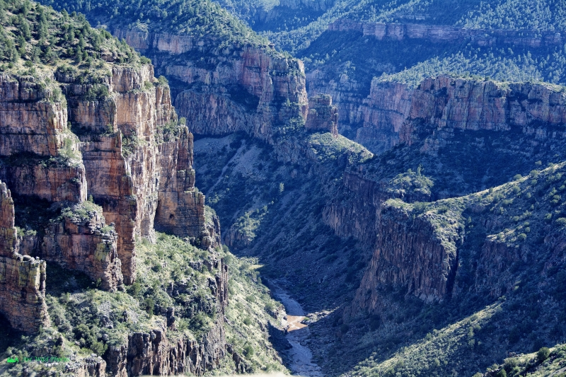 A Canyon Wonder But Not The Grand Canyon