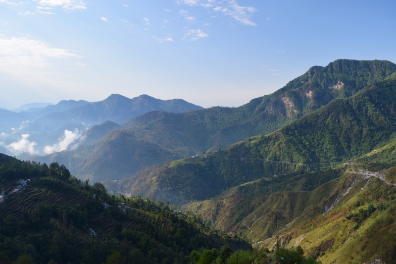 Foothills Of The Kumaon