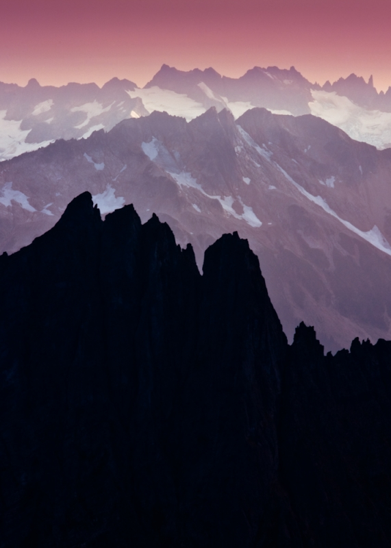 Johannesburg Mountain, North Cascades