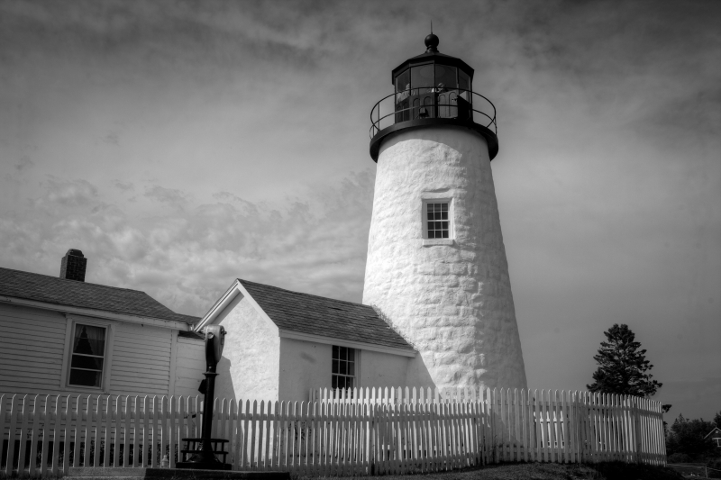 Pimaquid Lighthouse